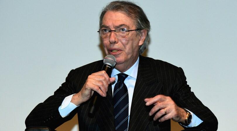 Simoni, Moratti: