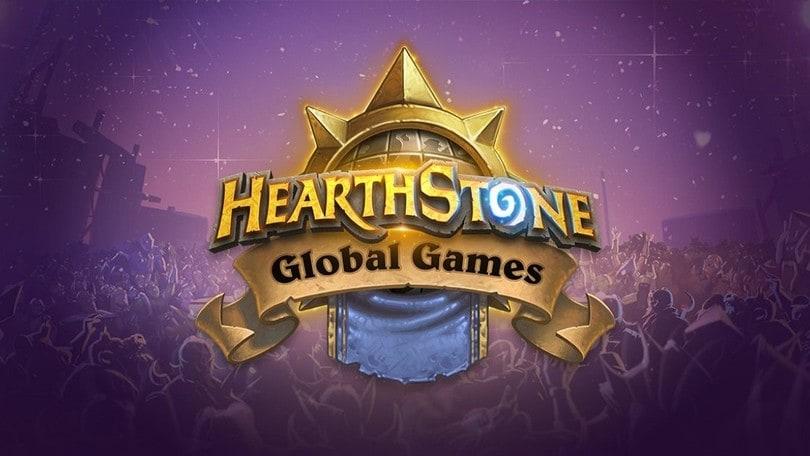Hearthstone Global Games 2018