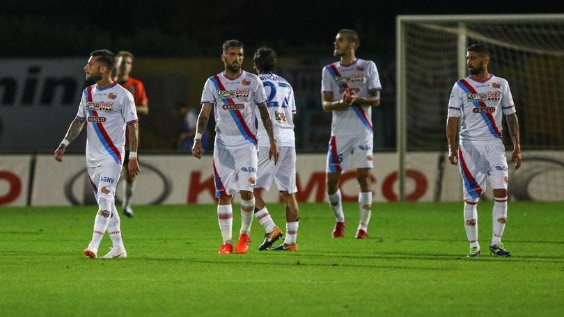 Serie C, playoff: pari Catania e Viterbese, vince il Cosenza