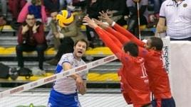 Volley: A2 Maschile, Taviano festeggia il ripescaggio con Matej Cernic