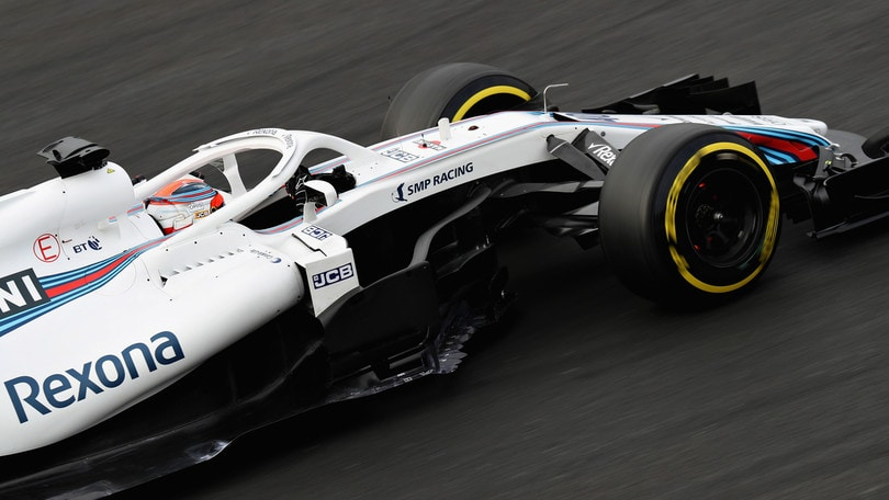 F1, la Williams saluta Dirk De Beer