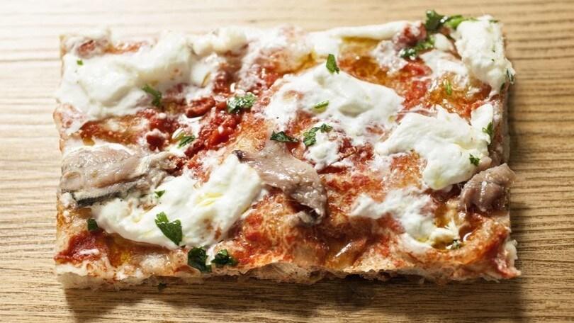 Con Marinella arriva la pizza su misura