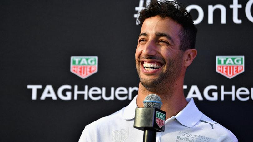 F1 Red Bull, Ricciardo: «Il mondiale? Penso sia normale dopo una vittoria»