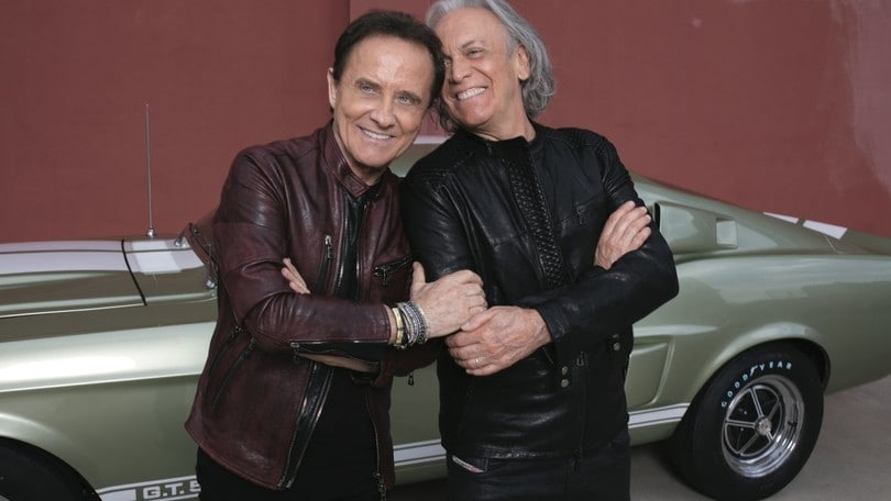 """Riccardo Fogli e Roby Facchinetti tornano live con """"Insieme"""""""