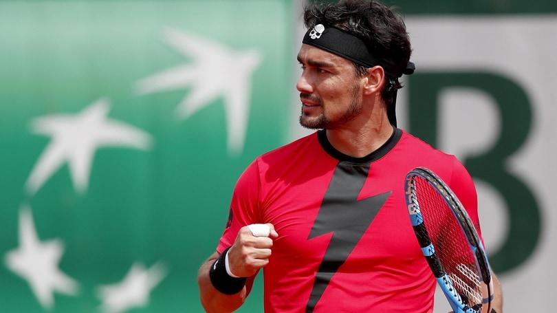 Roland Garros, Fognini e Cilical terzo turno