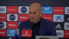 L'addio di Zidane: