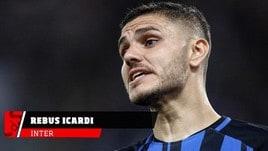 Inter, Spalletti non esclude addio di Icardi