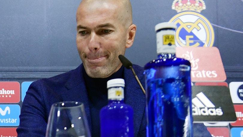 Juve, crollo in Champions: in quota si avvicina Zidane