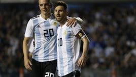Mondiali, Argentina quinta nelle preferenze