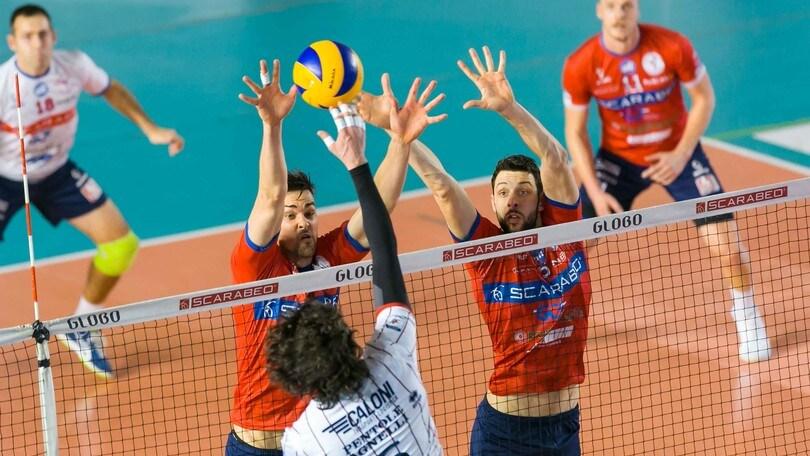 Volley: A2 Maschile, ora è ufficiale: la Scarabeo rinuncia