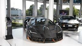 Tori da Oscar, le Lamborghini del cinema: foto