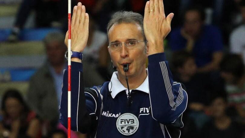 Volley: Pasquali-Rapisarda fischietti italiani ai Mondiali