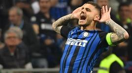 Inter, Zanetti: «Non siamo preoccupati, vogliamo continuare con Icardi»