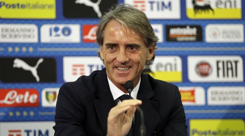 Italia-Francia, Mancini: Sono curioso. Ecco il capitano!
