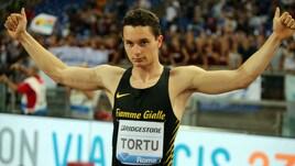 """Golden Gala: nei 100 Tortu chiude terzo in 10""""04. Sfiorato il record di Mennea"""