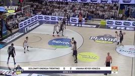 Dolomiti Energia Trento-Umana Reyer Venezia Gara4