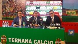 Unicusano Ternana, il nuovo ds Danilo Pagni si presenta
