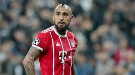 L'Inter di Vidal: assalto al Bayern Monaco