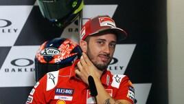 MotoGp Italia, Dovizioso: «Se io e Rossi ci conoscessimo forse diventeremmo amici»