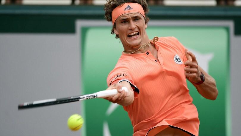 Roland Garros, Zverev e Nishikori agli ottavi