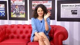 Giulia Luzi: «Sono romanista ma con un fidanzato laziale»