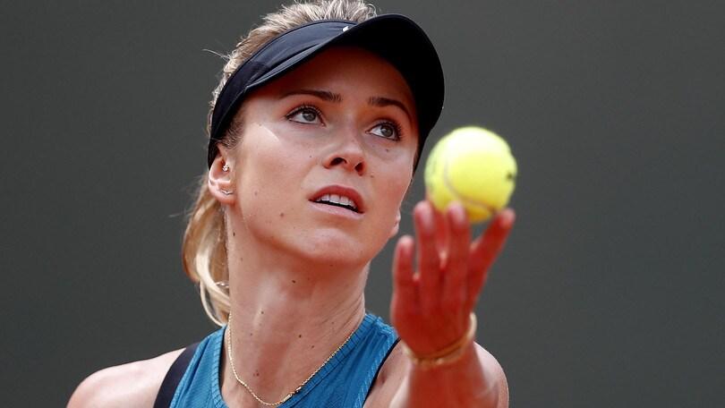 Roland Garros, Svitolina fuori al terzo turno