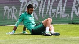Rui Patricio, chiesta la rescissione allo Sporting Lisbona: «Violenza fisica e psicologica»