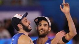 Beach Volley: sorteggiati i gironi degli Europei
