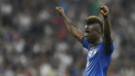Nations League, si punta sul gol di Balotelli