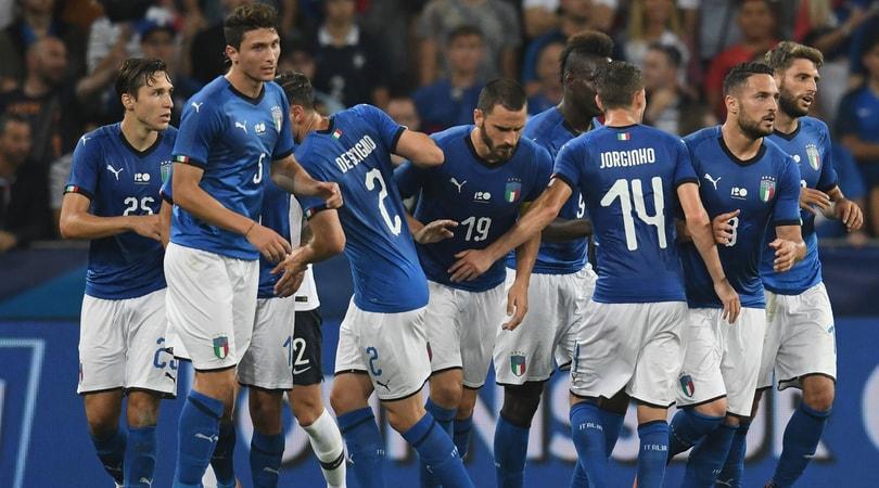 Francia-Italia 3-1: Bonucci non basta, azzurri ko a Nizza