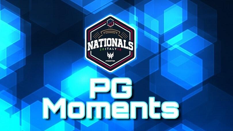 PG Moments: Grande sfida per il Team MOBA