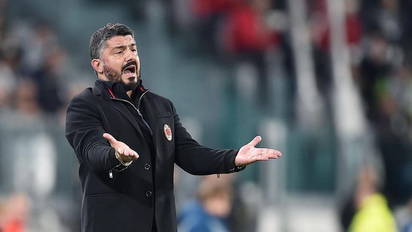 Gattuso Milan l'obiettivo è portare a casa top player
