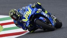 MotoGp Italia, Libere 2: comanda ancora Iannone, Rossi 7°