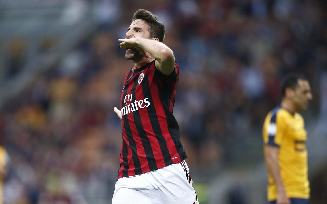 Borini: «Milan, ho dimostrato di valere quella maglia»