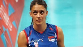 Volley: A1 Femminile, una star per Novara: la serba Veljkovic