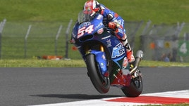 Moto2 Italia, Pasini centra la pole position!