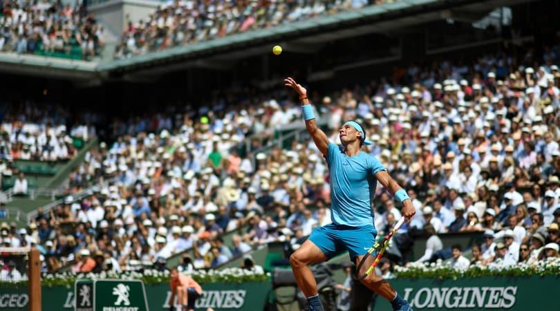 Roland Garros: avanza anche Nadal