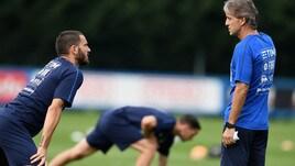 Bonucci torna a casa Juve: si allena a Vinovo con l'Italia