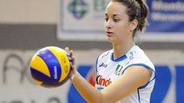 Volley: A2 Femminile, Elisa Zanette giocherà a Mondovì