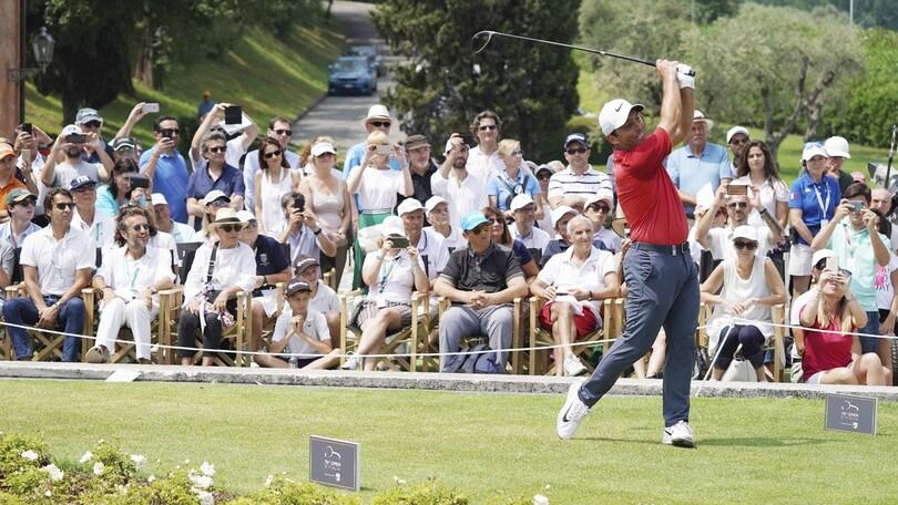 Open d'Italia di golf: Molinari resta secondo