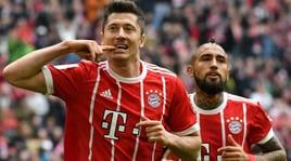 Lewandowski, la Juventus in cerca di un altro Pipita