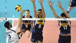 Volley: Volleyball Nations League, riscatto azzurro: battuto l'Iran