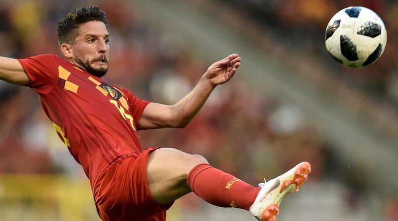 Napoli, Mertens: ''Squadra resta forte. Sarri? Non ho capito la storia''