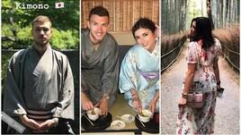 Dzeko si gode le vacanze in Giappone. Spunta Manolas: «Vieni a Naxos»