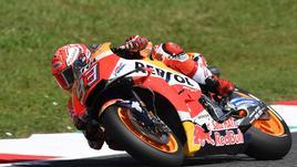 Moto: Italia, caduto Marquez