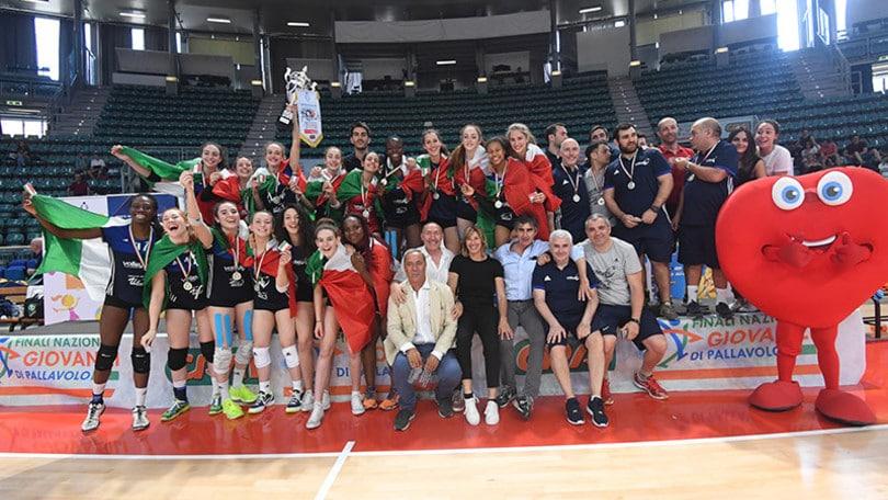 Volley: titoli giovanili a Volleyrò, Vero Volley e Cucine Lube