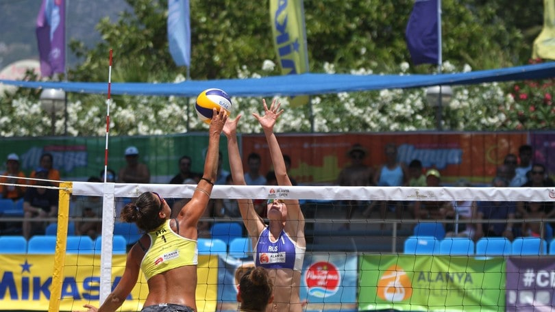 Beach Volley: ad Alanya Costantini-Traballi sono quarte