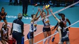 Volley: Volleyball Nations League, Italia-Serbia apre la pool di Rotterdam