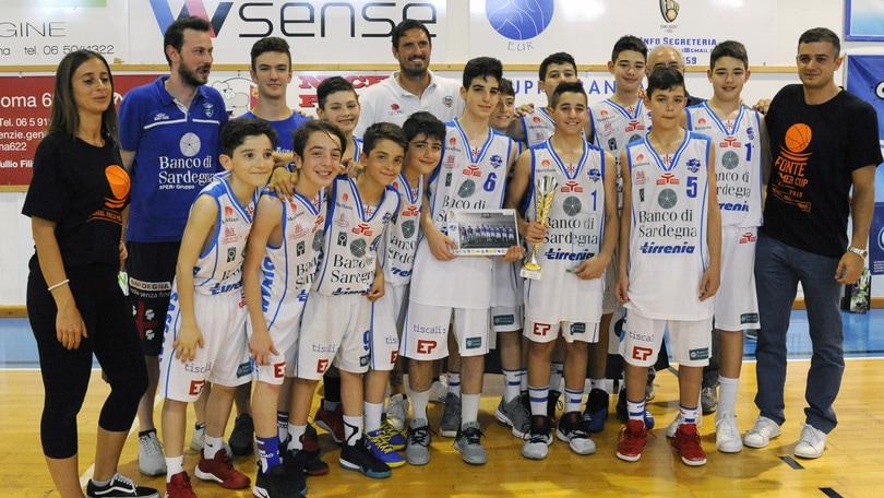 "La Dinamo Sassari vince la ""Fonte Summer Cup 2018"""