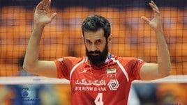 Volley: Superlega, il palleggiatore di Siena è l'iraniano Marouf